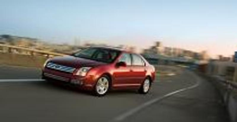 Ford Fusion Suv. The Ford Fusion also had a